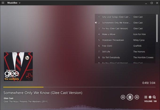 Aplikasi Pemutar Musik untuk Windows