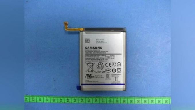 Baterai Samsung Galaxy M41 6800 mAh