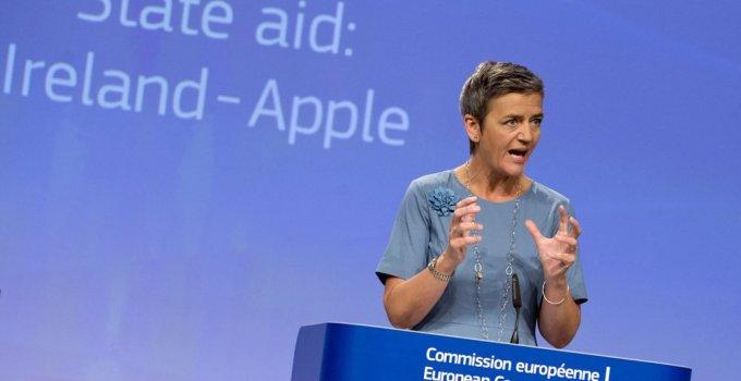 Gugatan Uni Eropa Terhadap Apple Margrethe Vestager