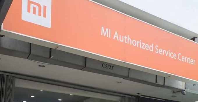 Layanan Servis Xiaomi Authorized Service Center