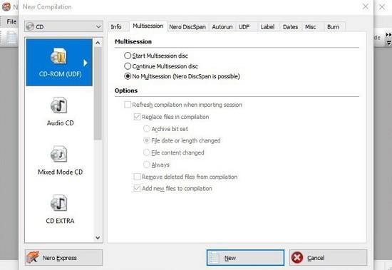 Aplikasi untuk Burning CD di PC dan Laptop
