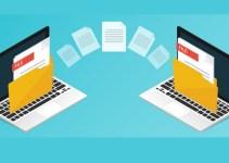 Aplikasi Transfer File PC ke PC