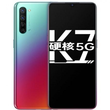 Oppo K7 5G Resmi Dirilis