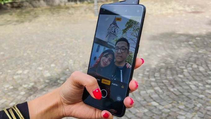 Oppo Reno 4 Face Recognition