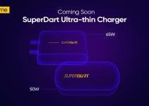 Realme Ultra-thin SuperDart
