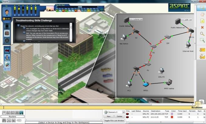 Aplikasi Simulasi Jaringan Komputer