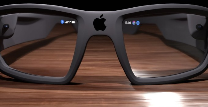 Apple Glass AR Augmented Reality
