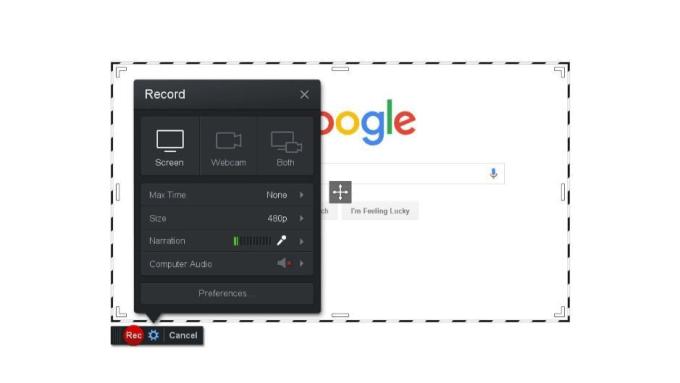 Aplikasi Webcam di PC Windows
