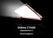 Samsung Galaxy Z Fold 2 Unpacked Part 2