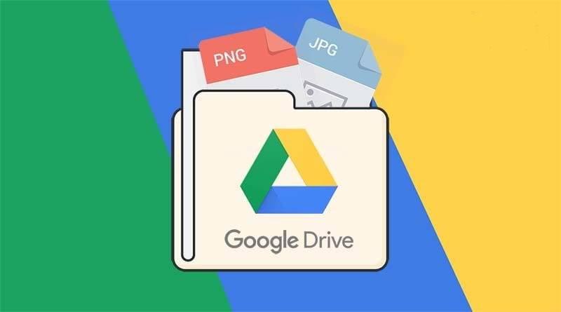 Cara Menyimpan Foto Di Google Drive Android Gambar