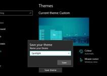 Tema Custom Windows 10