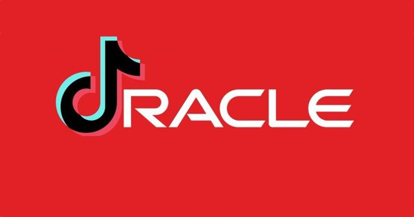 TikTok Logo Oracle Over Microsoft.