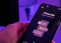 ColorOS 11 Private Safe Oppo