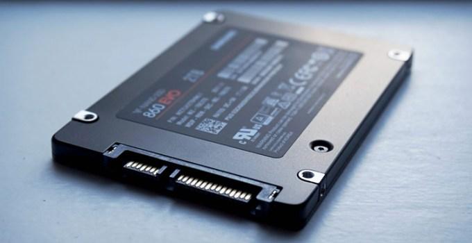 Fitur Notifikasi Kondisi SSD di Windows 10