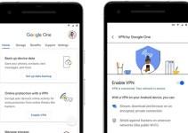Layanan Google One VPN Gratis