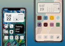 pastel mode color alternatif light dan dark mode di iOS iPhone APple