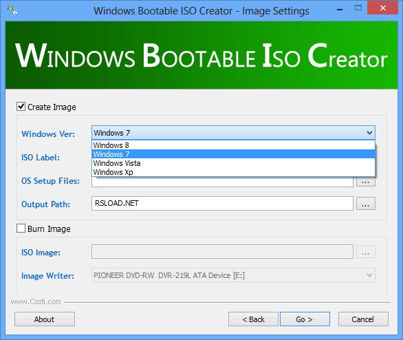 Pengertian Aplikasi Windows Bootable ISO Creator