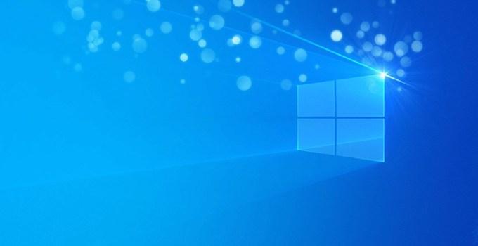Sistem Operasi Windows 10 Microsoft