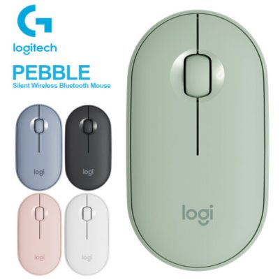 Logitech Pebble Wireless Bluetooth Mouse M350