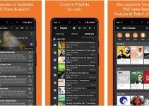 10 Aplikasi Podcast untuk Android Pilihan Terbaik