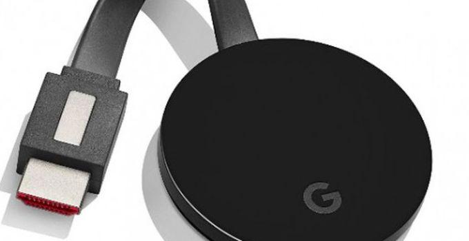 Apa itu Chromecast