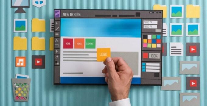Aplikasi Desain Web untuk PC dan Laptop
