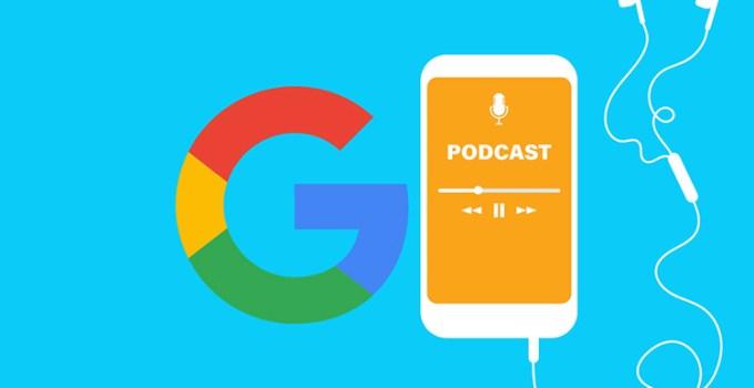 Aplikasi Google Podcasts Android