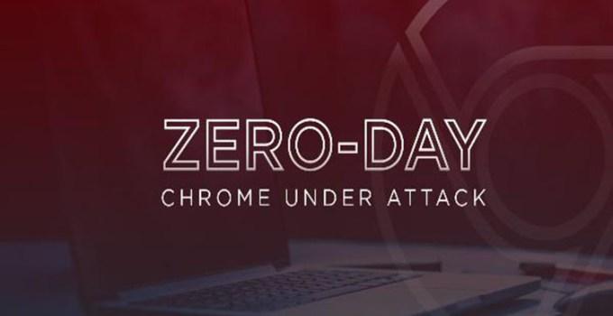 Google Chrome Zero Day Windows 10