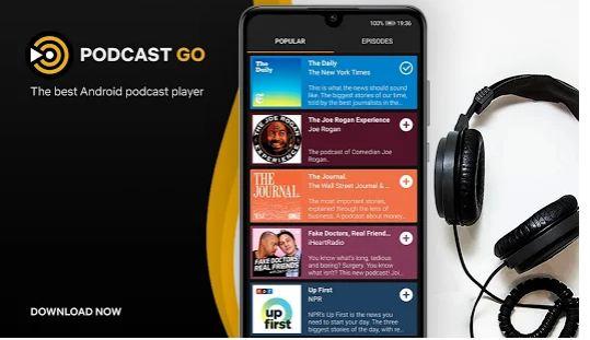 Podcast Go