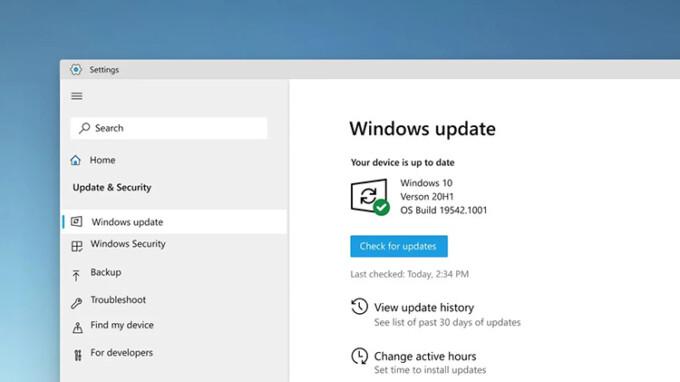 Tampilan Antarmuka Windows 10 Yang Akan Datang