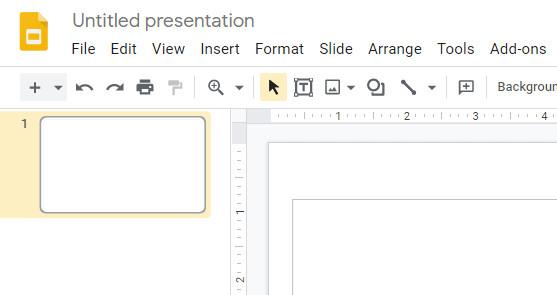 Pengertian Google Slide Adalah