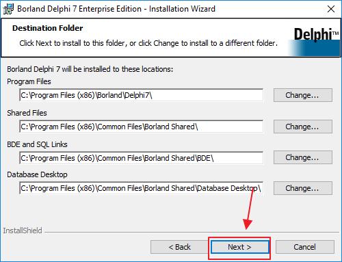 Tutorial Cara Install Delphi 7 di Windows 10