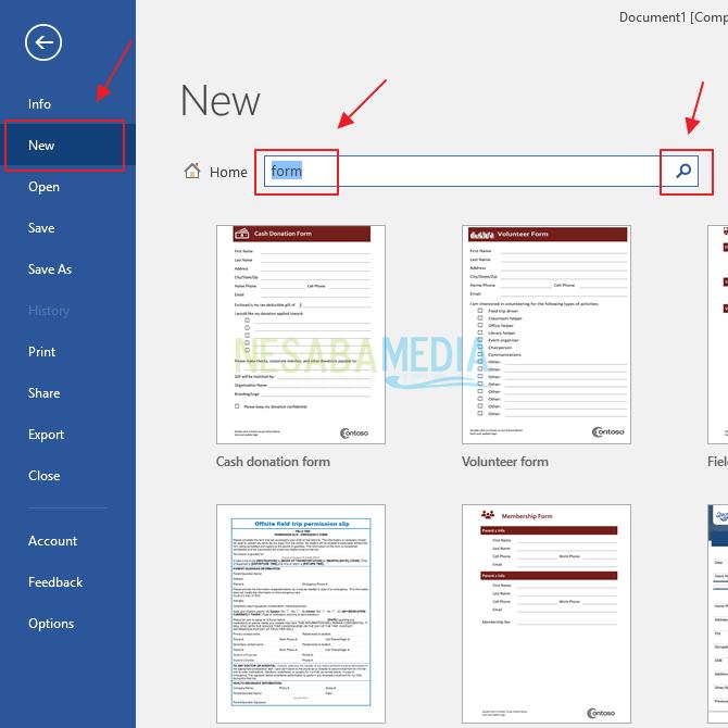 Cara Membuat Kuesioner di Microsoft Word