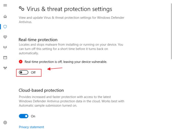 Cara Mematikan Windows Defender di Windows 10 untuk Sementara Waktu