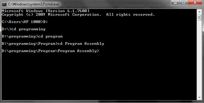 Apa itu bahasa pemograman Assembly