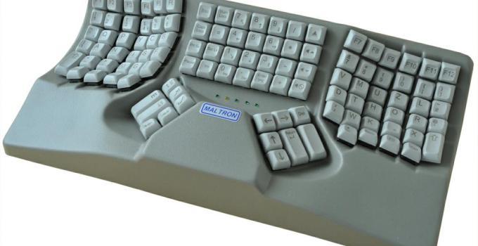 Apa itu keyboard Maltron