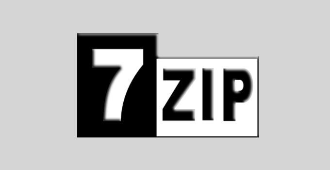Cara Menggunakan 7-Zip