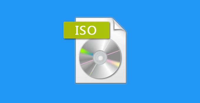 Cara Mount dan Unmount File ISO