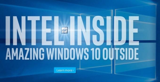 Driver Intel Windows 10