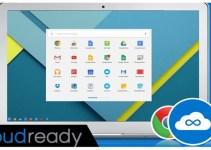 Google Chrome CloudReady