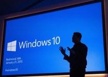 Pengguna Microsoft Windows 10 2021
