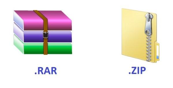 Perbedaan RAR dan ZIP yang Belum Banyak Diketahui