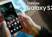 Smartphone Samsung Galaxy S21 Tanpa Charger
