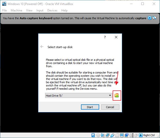 Cara Menginstall Windows 10 di Virtualbox