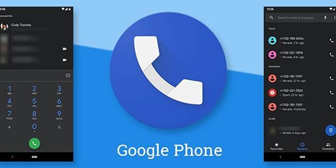 Aplikasi Google Phone Fitur Merekam Otomatis Panggilan Tidak Dikenal