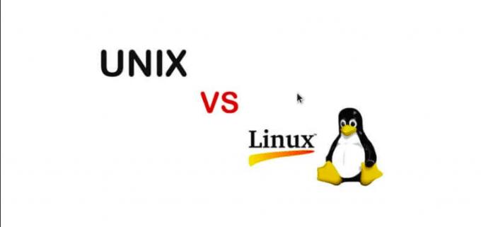 Beberapa Perbedaan Linux dan Unix