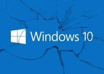 Bug Windows 10 Rusak Harddisk Perintah Baris