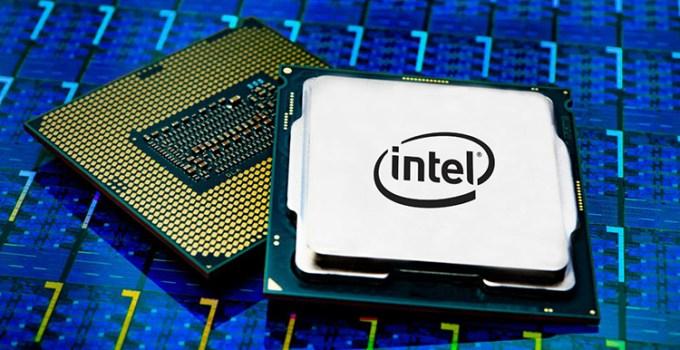 CPU Prosesor Intel Windows 10