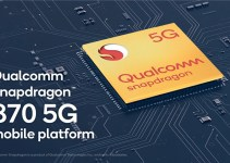 Chipset Qualcomm Snapdragon 870 5G