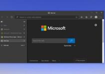 Fitur Toolbar Baru di Microsoft Edge